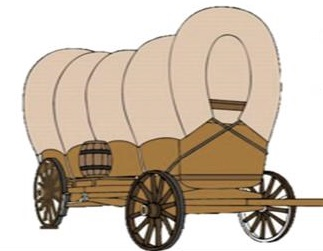 Pioneer Days Wagon